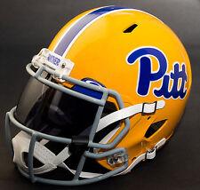 PITTSBURGH PITT PANTHERS Authentic GAMEDAY Football Helmet w/ OAKLEY Eye Shield