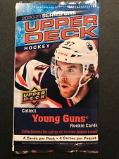 2020-21 NHL Hockey Upper Deck Young Guns Series One Pack - FREE SHIPPING