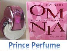 BULGARI OMNIA PINK SAPPHIRE EDT VAPO NATURAL SPRAY - 65 ml