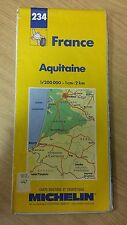 234: Acquitaine: Michelin Map (M17)