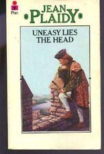 Uneasy Lies the Head (Tudors 1),Jean Plaidy