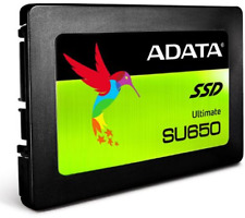 ADATA 120gb Ultimate Su650 SSD Drive