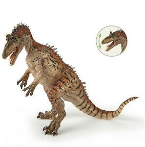 Papo Cryolophosaurus Dinosaur Prehistoric figure Replica 55068 NEW