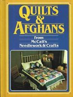 Quilts and Afghans from McCalls Needlework and Cr