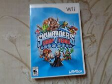 2014 SKYLANDERS TRAP TEAM Wii VIDEO GAME REPLACEMENT GAME for nintendo wii