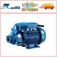 ELETTROPOMPA VOLUMETRICA POMPA PERIFERICA MATRA CM6/2 0,5 HP MONOFASE AUTOCLAVE