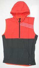 Adidas Standard One Reflective Vest Hooded S1 Reflect Red AA6509 New Size M