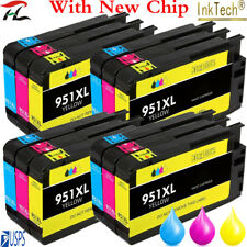 12 Color ink cartridge for HP 950XL 951XL OfficeJet Pro 8100 8600 8610 8620 8630