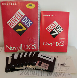 Novell DOS 7 - Deutsch
