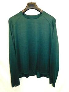 REI Co-op 3X Dark Green Active Pursuits Long Sleeve Crew Shirt Womens Base Layer
