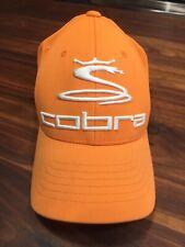 Cobra Kids Golf Hat Orange
