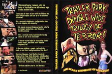 Trailer Park Double-Wide Trilogy of Terror indie sov horror dvd
