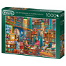Falcon 1000 Piece Jigsaw 11267 An Afternoon in the Bookshop