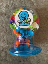 FAT BRAIN TOY: Squigz - 50pc Deluxe Sucker Cup Building NEW SEALED