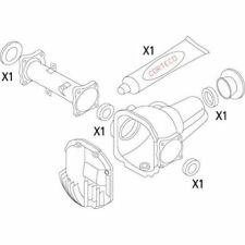 CORTECO Gasket Set, differential 19536138