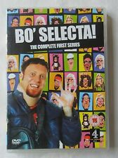 BO' SELECTA! The Complete First Series...Region 2 DVD