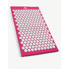 Bed Of Nails, Pink Original Acupressure Mat For Back/Body Pain Treatment pink