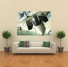 Avión la lucha contra los aviones a reacción Nuevo Poster Gigante De Pared Art Print imagen x1369
