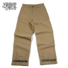 Bronson 11oz Jungle Cross N-1 Deck Pants Loose Fit USN Military Men's Trousers