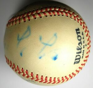 1950's Cy Young Multi Signed Autographed Baseball - Authenticated PSA/DNA LOA
