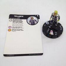 Heroclix Star Trek Away Team set Tellarite #011 Common figure w/card!