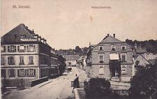 Ak St. Wendel 1915, Kelzweilerstraße, Ottweiler, Saarbrücken, Freisen, Saarland