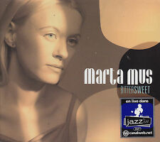 Bittersweet by Marta Mus (CD, Sony Music France) Jazz & Neo-Soul Vocals/Sealed!