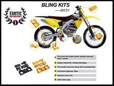 SUZUKI RMZ250 2007-2013 RMZ450 2005-2013 Dirtbike Offroad Bling Kit