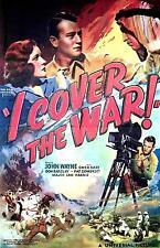 I Cover the War - 1937 - Arthur Lubin John Wayne - Vintage b/w War Film DVD