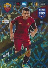 Fifa 365 Cards 2018 - 227 - Alessandro Florenzi - AS Roma - Fans