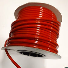 JOHN GUEST SEMI RIGID 10 METRES RED 12MM OD (EXTERNAL) FRESH WATER HOSE / PIPE