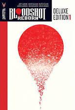 Bloodshot Reborn Deluxe Edition Book 1 by Jeff Lemire (Hardback, 2016)