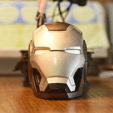 Iron Man 아이언맨 휴대용 블루투스 스피커 / Gray color