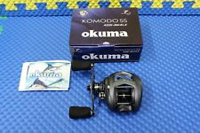 Okuma Komodo SS Left Handed Low Profile Baitcast Reel KDS-364PLX
