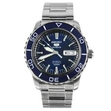 New Seiko 5 Sports SNZH53J1 Japan Men's Blue Dial Automatic Watch