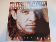 STEVIE RAY VAUGHAN Greatest Hits promo poster 12x12