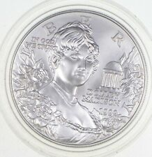 UNC 1999-P Dolley Madison Commemorative US Dollar 90% Silver Collectible *788