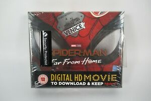 Spider-Man - Far From Home: Digital Gifting Box (HD Download Code)