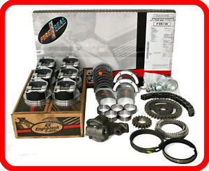 Engine Full Gasket Set Bearing Rings Fits 05-09 Chevrolet Impala 5.3L V8 OHV 16v