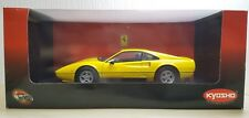 1/18 Hot Wheels Kyosho 1976 FERRARI 308GTB 308 GTB YELLOW diecast model 08181Y