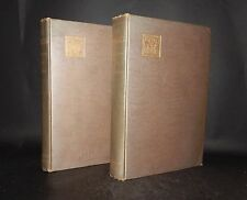 1895 Waters THE NOVELLINO OF MASUCCIO 2 Vols Ltd Edn 312/1000 Illustrated