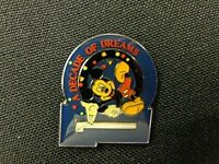 VINTAGE DISNEY OFFICIAL PIN TRADING  A DECADE OF DREAMS
