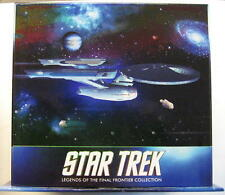 STAR TREK LEGENDS OF THE FINAL FRONTIER COLLECTION - 12 DVD BOX