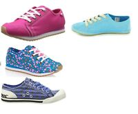 Rocket Dog Women's Low-Top Sneakers Pumps Trainers Sizes 3-8 UK