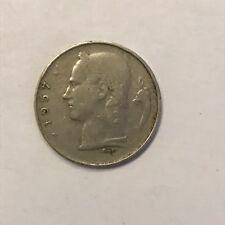 Pièce Ancienne ❤️ 1 Francs 1957 - Ancient 1 Francs coin - Belgique Belgium