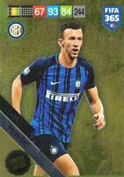 PANINI ADRENALYN XL FIFA 365 2019 IVAN PERISIC LIMITED EDITION CARD INTER MILAN