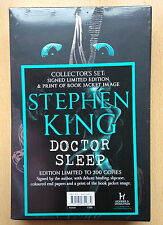 Doctor Sleep Stephen King LIMITED EDITION 200 copies Autographed SIGNED SEALED