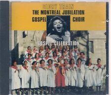 CD ALBUM--MONTREAL JUBILATION GOSPEL CHOIR--GLORY TRAIN
