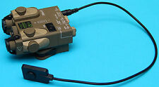 G&P PEQ-15A Red/IR Dual Laser Illuminator Designator GP959S SAND (Toy Only)