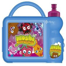 Moshi Monsters Lunch Box Bag and Sports Bottle Set School